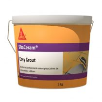 SikaCeram Easy Grout Blanc