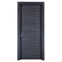 Porte d'intérieur LM95 Palissandro Blu 70x210 Braga
