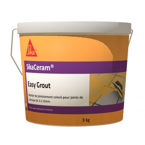 SikaCeram Easy Grout Blanc