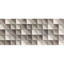 FAIENCE SAGON MOSAIQUE M1 GRIS 25X60