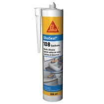 SikaSeal-108 Sanitaire Blanc