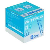 VIS TTPC 25 X-RAY (250/PAQUET) PLACO