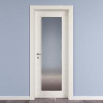 PORTE ADRIATICO PAL WHITE FOR GLASS 80X210 (H54)