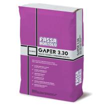 RATTRAPPAGE BETON GAPER 330 GRIS(sac 25Kg) FASSA