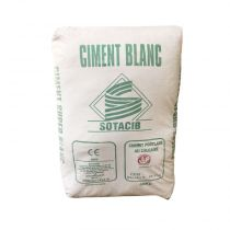 Ciment blanc SOTACIB CEM I 52,5 N