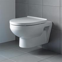 Pack WC DuraStyle Basic suspendu Compact Rimless Duravit