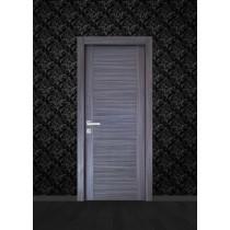 Porte d'intérieur - H58 Palissandro Blu 90x210 (avec bande)