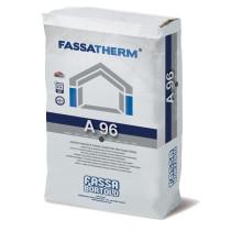 ENDUIT JOINT PLAQUE CIMENT A96 BLANC (sac 25kg) FASSA