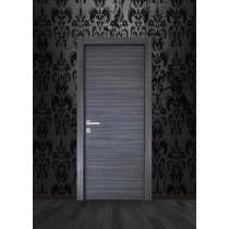 Porte d'intérieur 80*210 - H58 Palissandro Blu 90x210