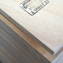 Contreplaqué Stratiplis B/BB 250*153*5mm