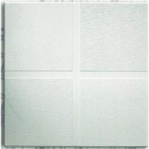 Dalle de plâtre allégé 4 carré 60x60