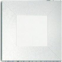 Dalle de plâtre allégé Méditérannée 60x60