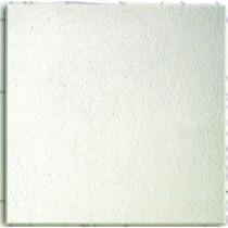 Dalle de plâtre allégé Peau d'Orange 60x60