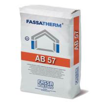 ENDUIT JOINT PLAQUE CIMENT BLANC AB57 (sac 25kg) FASSA