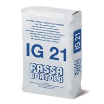 ENDUIT DE FINITION IG21 (sac 30kg) FASSA
